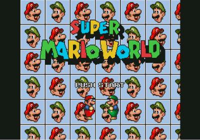 Rom juego Super Mario World (Unl) [b1]